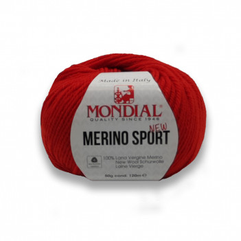 Filato Merino Sport New